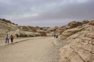 Ingang na Petra