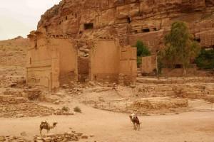 Jor6 Petra Tempel