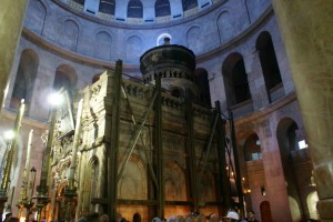 Christ's Tomb Church of the Holy Sepulchre